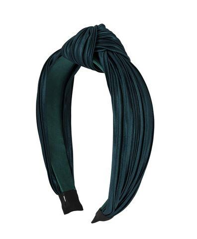 "And this simple, yet stylish Kmart buy will only set you back $5! Buy it [here](https://www.kmart.com.au/product/hard-knot-headband---teal/2451840|target=""_blank""