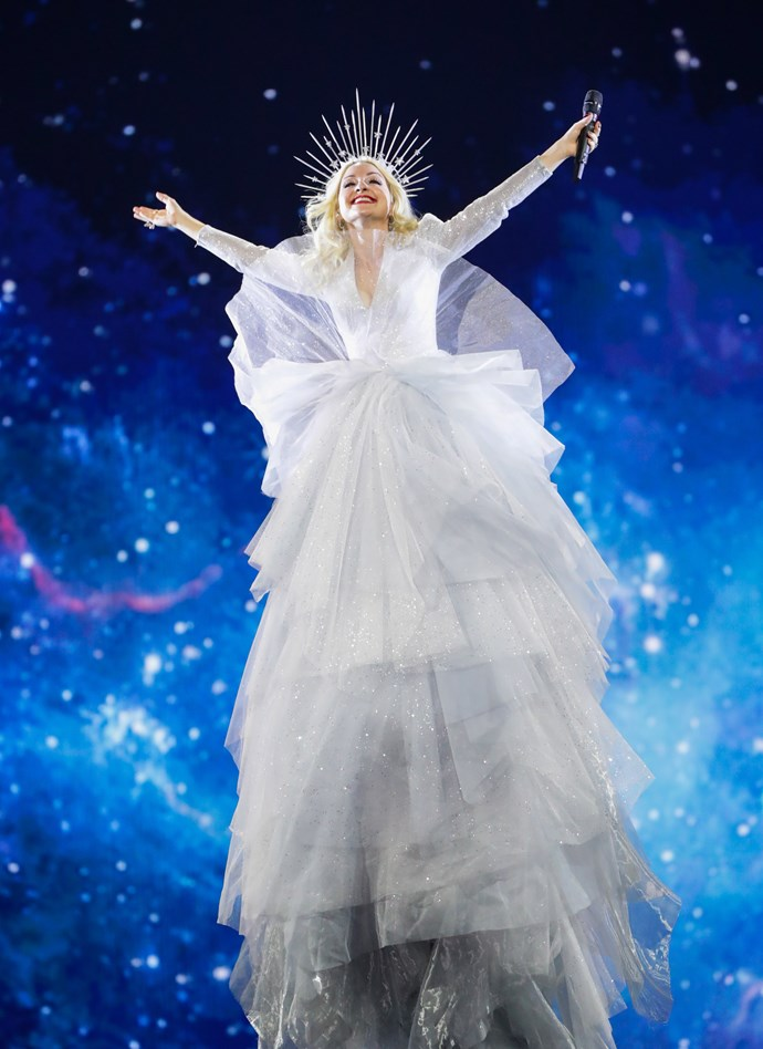 """Kate is """"thrilled"""" to be a part of Eurovision (Image: Getty)."""