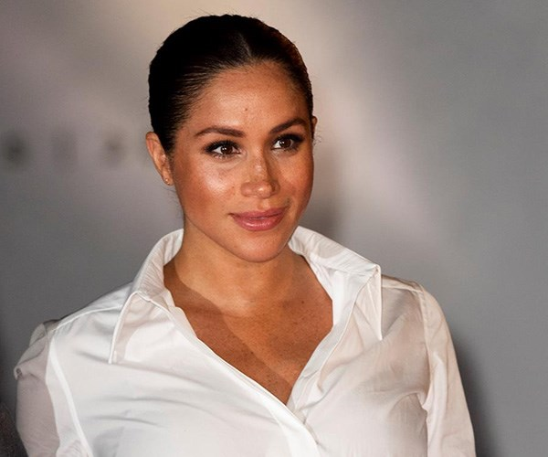 New mum Duchess Meghan may be one of the most beautiful women on the planet. *(Image: Getty Images)*