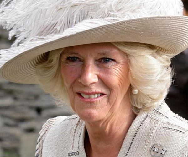 Staying with the royals, what would Duchess Camilla look like as a Duke? *(Image: Getty Images)*