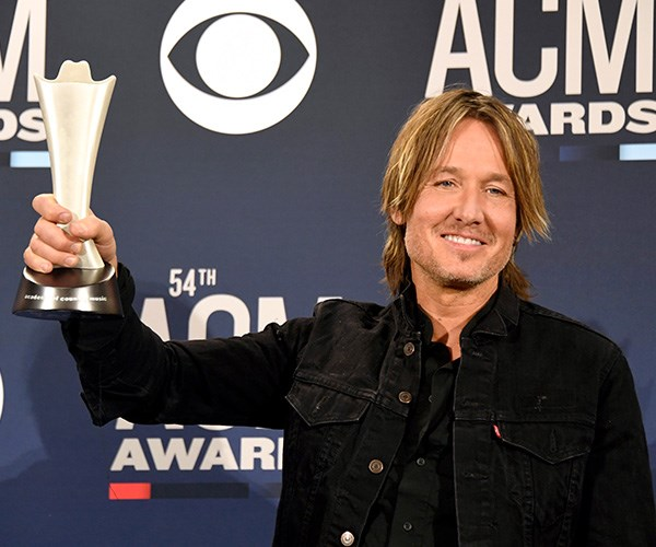 Country music crooner Keith Urban has always had a sweet face. *(Image: Getty Images)*