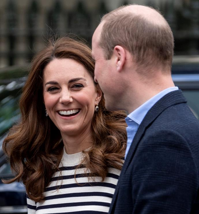 Kate and William have wished the couple well. *(Image: Getty)*