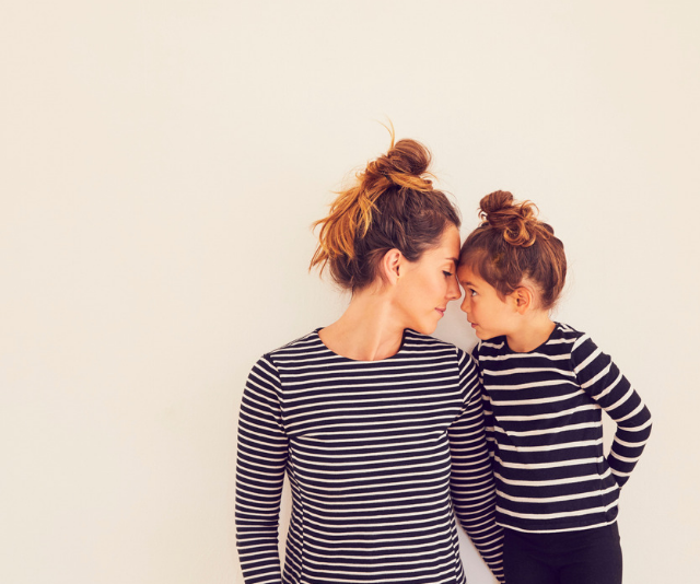 By four, your little one is really becoming their own person.