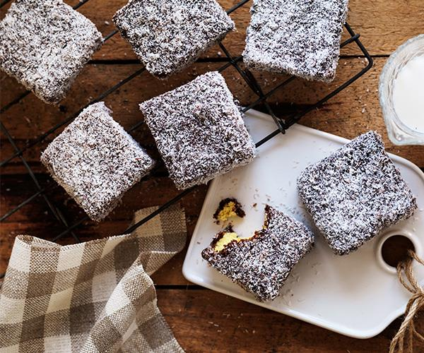 """Nothing beats this classic Aussie sweet treat. All your guests will be begging you for this **[lamingtons](https://www.womensweeklyfood.com.au/recipes/classic-lamingtons-17017 target=""""_blank"""")** recipe."""