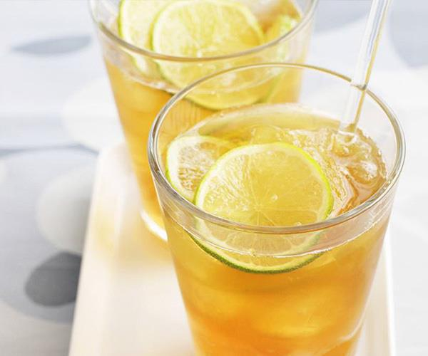 """Or for the designated drivers/non-drinkers, this **[lemon, lime and bitters punch](https://www.womensweeklyfood.com.au/recipes/lemon-lime-and-bitters-punch-8198 target=""""_blank"""")** is sure to quench their thirst."""