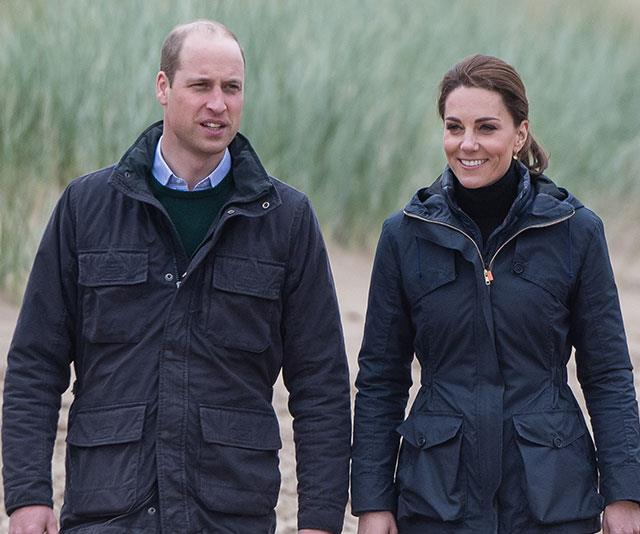William and Kate are dab hands at parenting themselves!