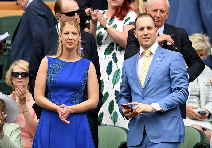 Lady Gabriella, pictured with brother Frederick, keep a relatively low profile in the royal family compared to the likes of the Cambridges and Sussexes!