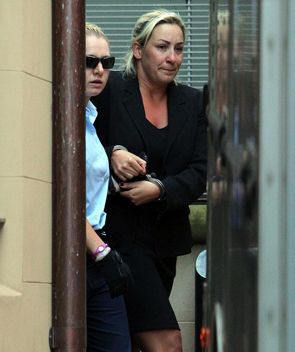 Lane was sentenced to 18 years for the 1996 murder of her newborn baby. *(Image: NewsPix)*