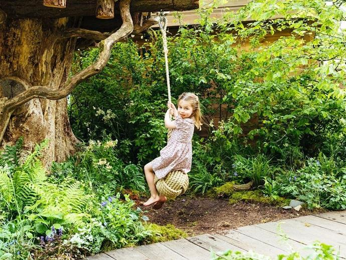 We're sure Kate's stunning new garden will thrill children and adults alike - much like it has for Princess Charlotte!