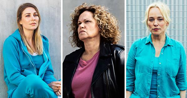 Wentworth cast spill all on
