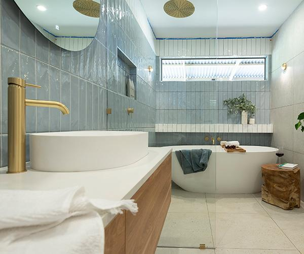 And now we have serious bathroom envy!