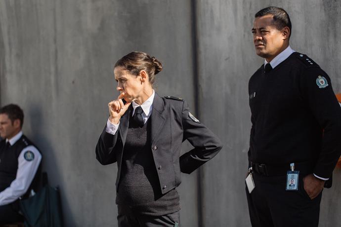 "Kate Atkinson calls the new season ""full-on"" (Image: Showcase)."