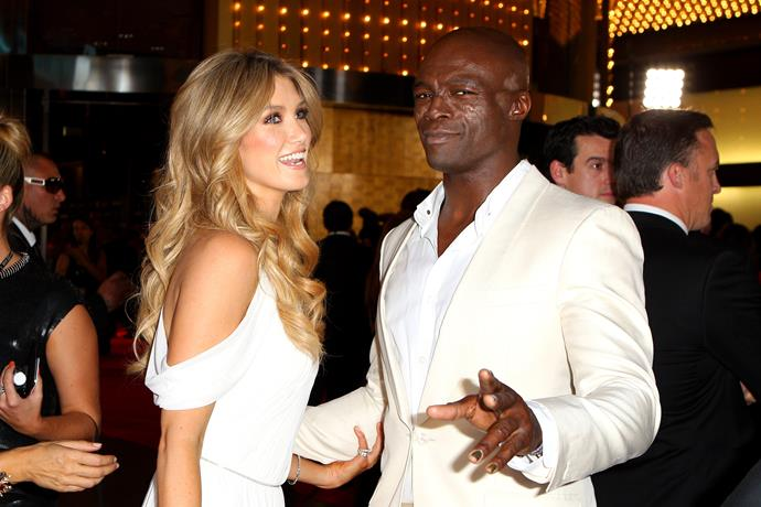 Were Delta and Seal more than just co-stars on *the Voice*?