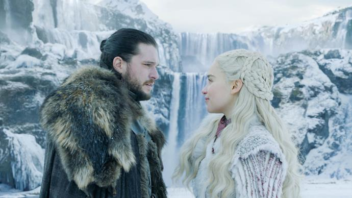 The end of Game of Thrones is finally here (Image: HBO).