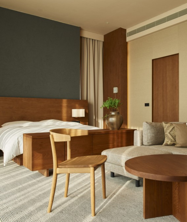 Love homewares? You'll lose it over the new Muji homeware hotels in Asia.