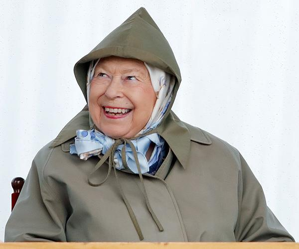 We'd love to hear the Queen in action, wonder how good her Aussie accent is...