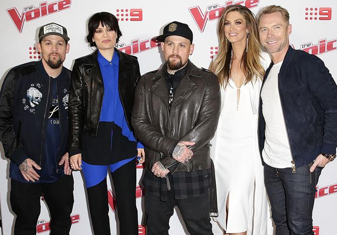 **Season five** <br><br> Season five saw the likes of the Madden brothers, Jessie J and Delta  return. But with Ricky calling it quits, a new coach was needed and Ronan Keating heeded the call.