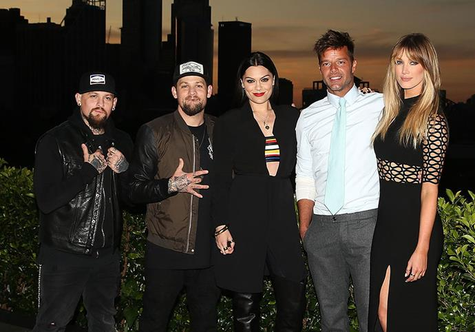 **Season four** <br><br> Delta was back for season four after her brief hiatus from the show (although she was a coach on the kids'  version that year). Outspoken British star Jessie J was the newest female coach, Ricky Martin returned and double trouble came in the form of the Madden brothers with Benji joining his brother Joel.  <br><br>  **WATCH: *The Voice* is back in 2020. See the sneak peek below! Post continues after video...**