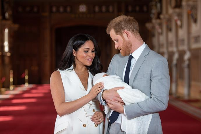 Jackie predicts three children for the Duke and Duchess of Sussex!