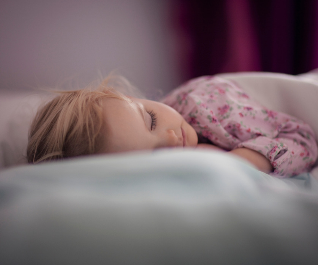 You might never get a sleep-in like you did pre-kids, but every little bit helps!