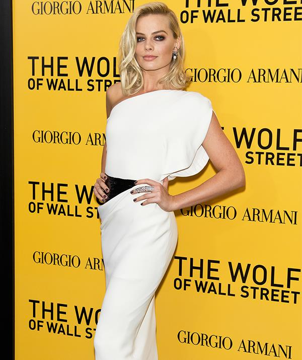 And in 2013, Margot made a big breakthrough in Hollywood, starring alongside Leonardo DiCaprio in *The Wolf of Wall Street* - and now, the *real* glamour begins...