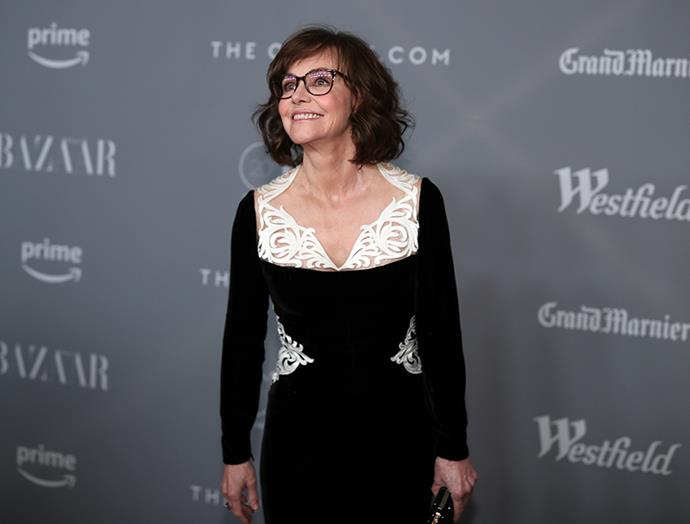 Sally Field has been candid about the impact of osteoporosis on her life. *(Image: Getty Images)*