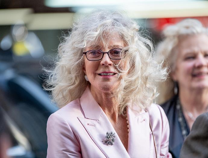Since discovering she had osteoporosis a decade ago, Blythe Danner has become a passionate promoter for good bone health. *(Image: Getty Images)*