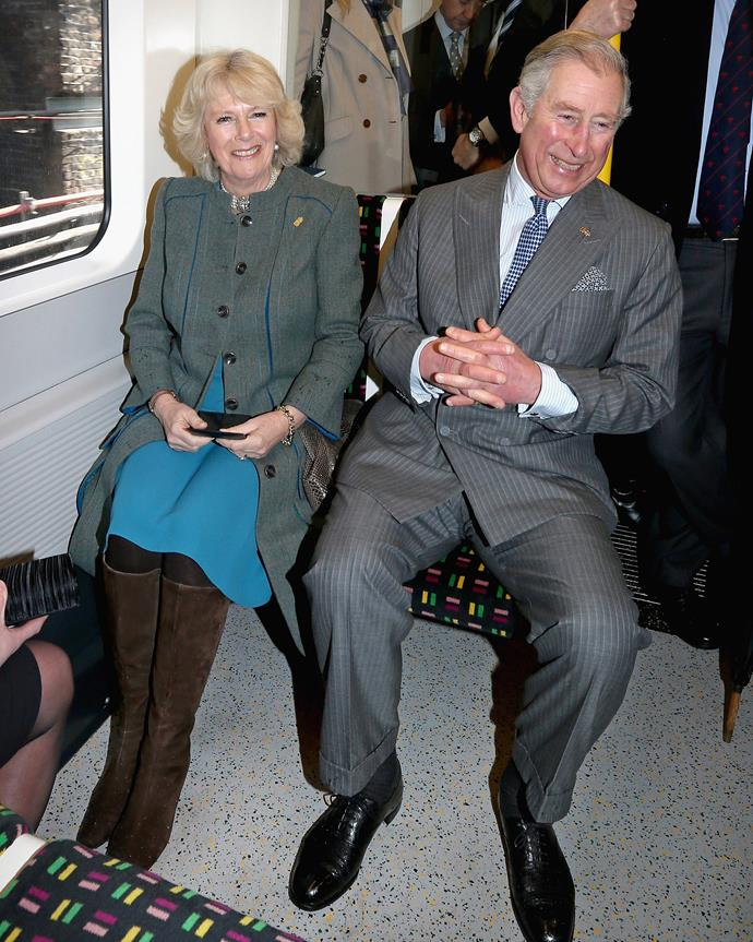 Like Bob and Blanche, the love affair between Camilla and Charles started decades before they were actually free to marry.