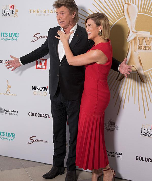 Richard Wilkins, Sarah Harris
