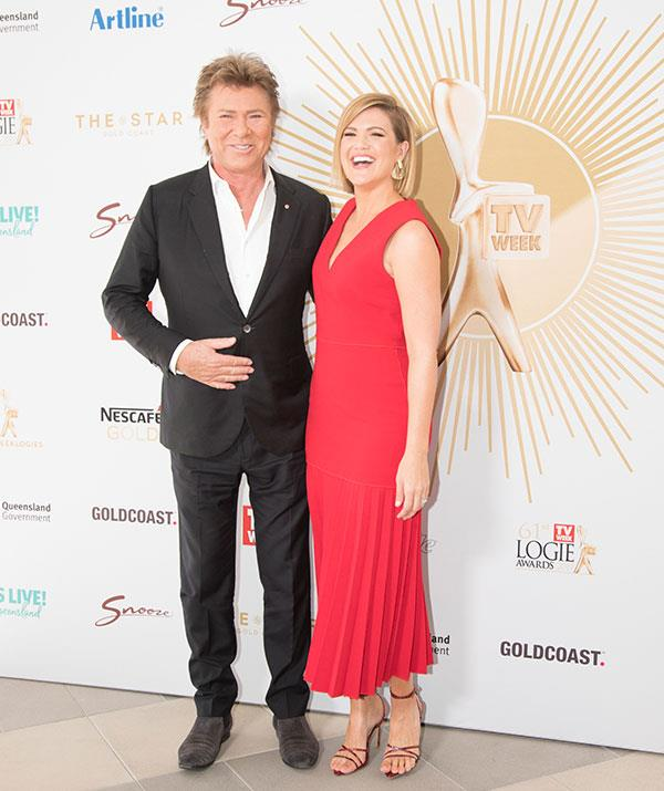 Richard Wilkins, Sarah Harris  **WATCH BELOW: See the moment the Gold Logie nominees were announced**