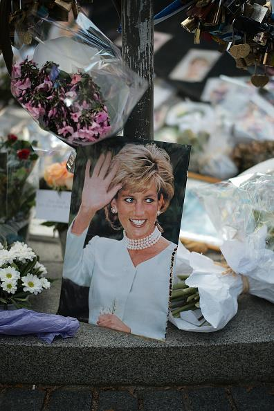 Diana's death shocked the world.