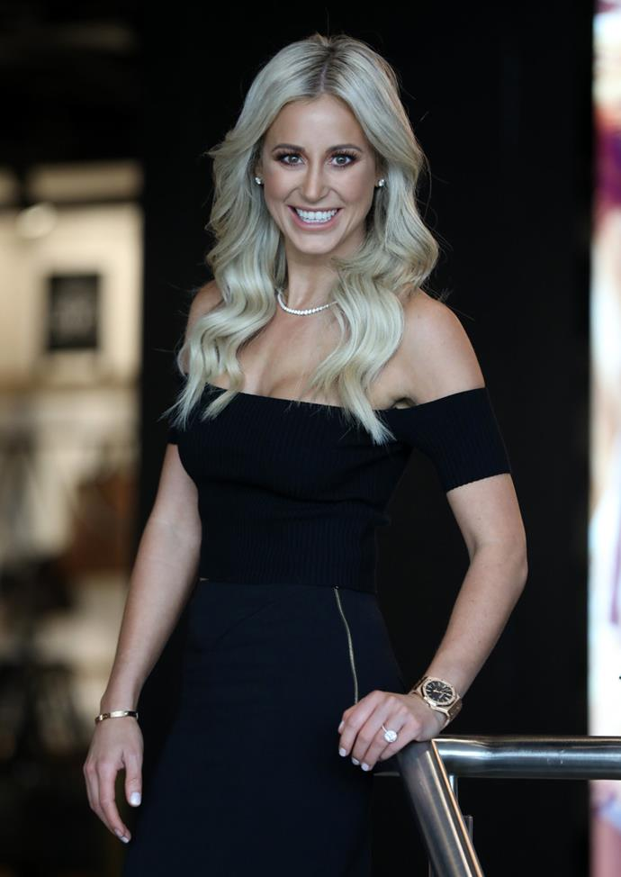 Roxy Jacenko will premiere her own reality TV show (Image: Network 10).