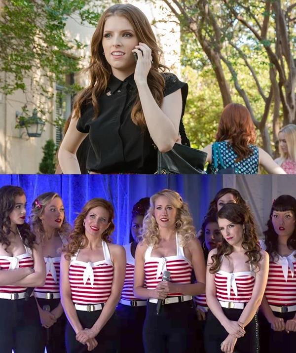 Kendrick starred in all three *Pitch Perfect* films. *Image: Universal Pictures*