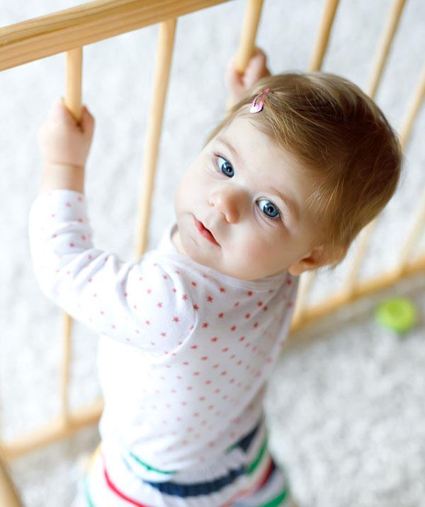 10 of the 22 playpens tested failed to pass safety tests.