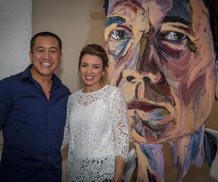 8 things we learnt from Anh Do's Dannii Minogue interview   Now To Love