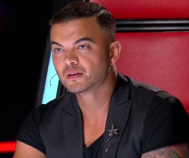 Guy Sebastian begged Jack to be on his team and said he wanted to help him fall in love with music again.