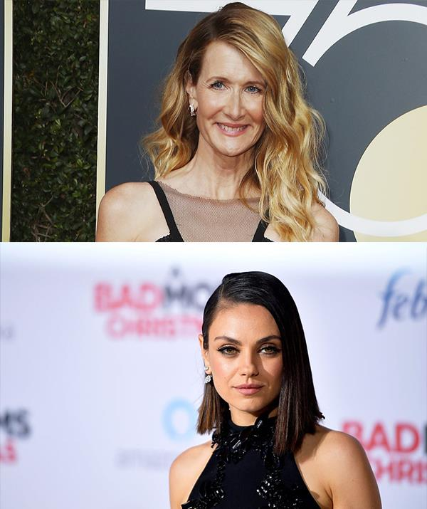Mila Kunis has been cast as Laura Dern had to pull out of the film due to scheduling issues. *(Getty Images)*
