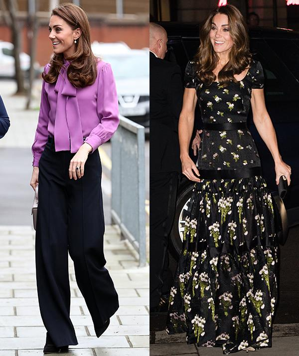 There's no denying Kate is nailing the fashion game at the moment.