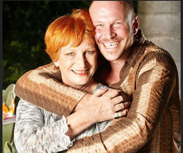 """""""Lost but never forgotten"""": Cornelia Frances' tribute to his late mum will bring a tear to your eye."""