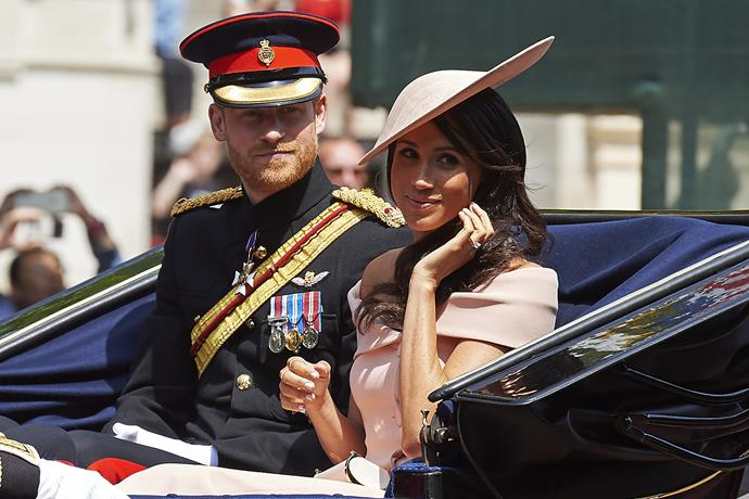Suffice to say it doesn't look like Meghan will be meeting Trump during his UK visit.