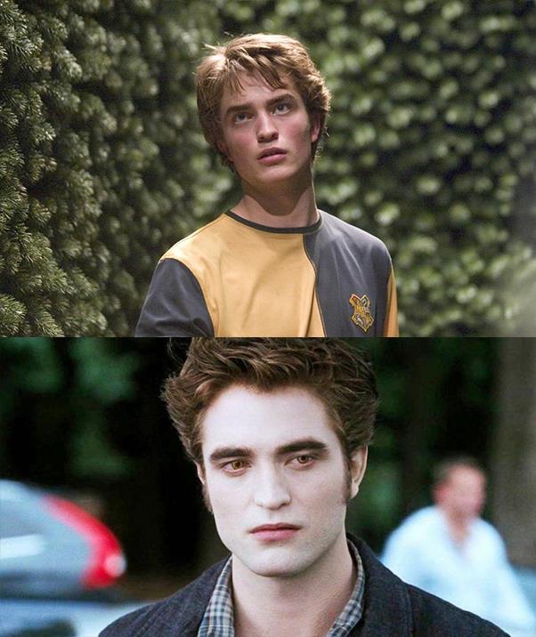 Top *Warner Bros. Pictures*, bottom *Summit Entertainment*.