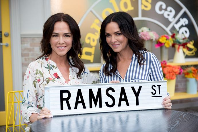 Look who's back on Ramsay St!