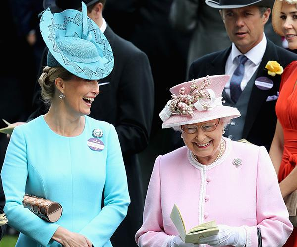 The Queen and her daughter-in-law have a close bond.