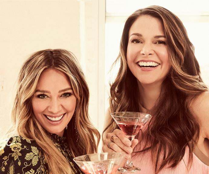 Hilary Duff and Sutton Lenore return in *Younger.*