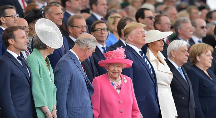 Spot the twinning moment!