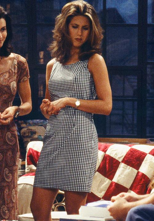Seriously though, where can we buy Rachel's dress?