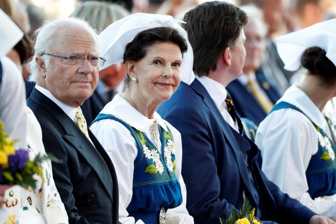 All eyes were on the Swedish royals!