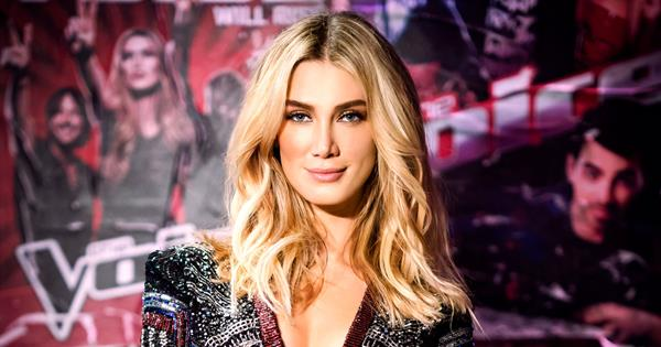 The Voice's Delta Goodrem Spills On 'fame-hungry