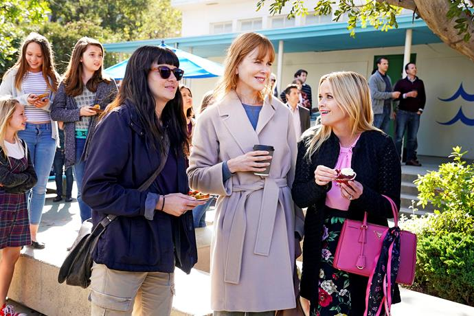 The Monterey 5 are back for Season 2 of *Big Little Lies.*