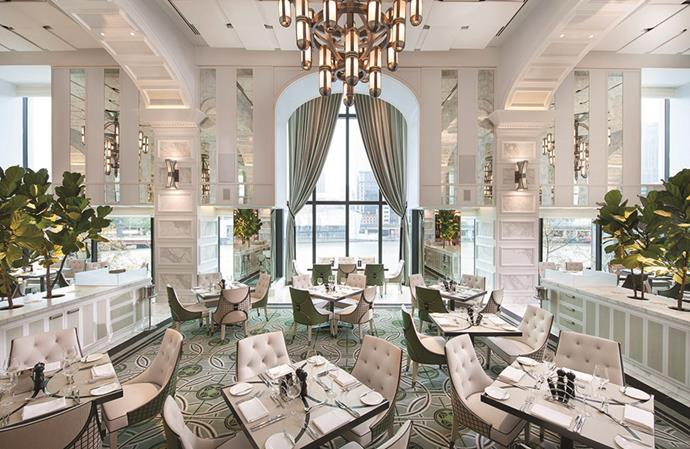 """The [Conservatory](https://www.crownmelbourne.com.au/restaurants/premium/conservatory/info-booking
